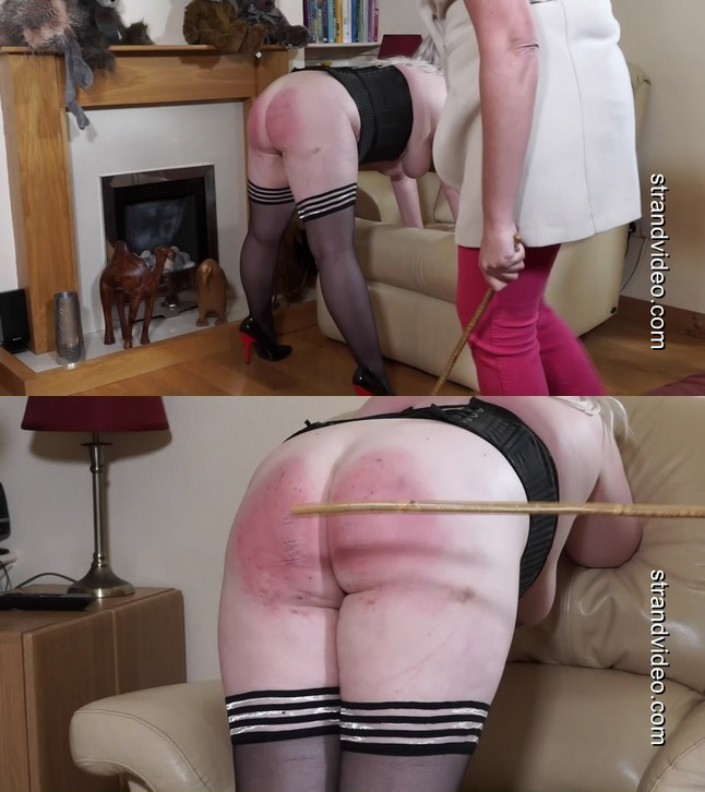 2019 10 28 102405 - Spanking Sarah – MP4/Full HD – Katie, Mrs Stern - Katie meets Mrs Sterns canes