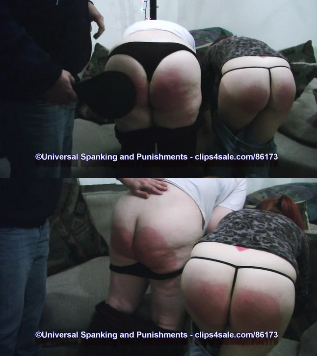 2019 10 29 122045 - Universal Spanking and Punishments – MP4/Full HD –SPANKED WITH A FRIEND