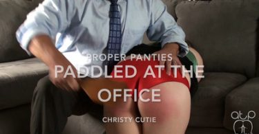 default 5 375x195 - Assume The Position Studios – MP4/HD – CHRISTY CUTIE,THE MASTER - HOT OIL NUDE SPANKING MASSAGE - CHRISSY MARIE | OCT. 01, 19