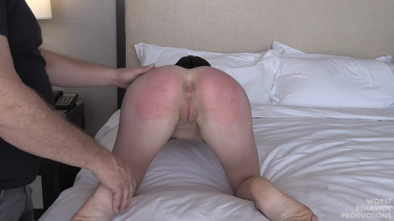 snapshot20191010225531 810x456 - Worst Behavior Productions – MP4/HD – Sage Pillar, Mr. Smith - Boss, I'm Ready to Have My Ass Strapped Part Two