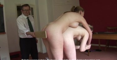 snapshot20191027095200 375x195 - Worst Behavior Productions – MP4/HD – Brittany Shae, Kobe Lee - Brittany Spanked Hairbrushed Paddled in Legs Up Position and Penalty Swats Part Two | OCT. 22, 19