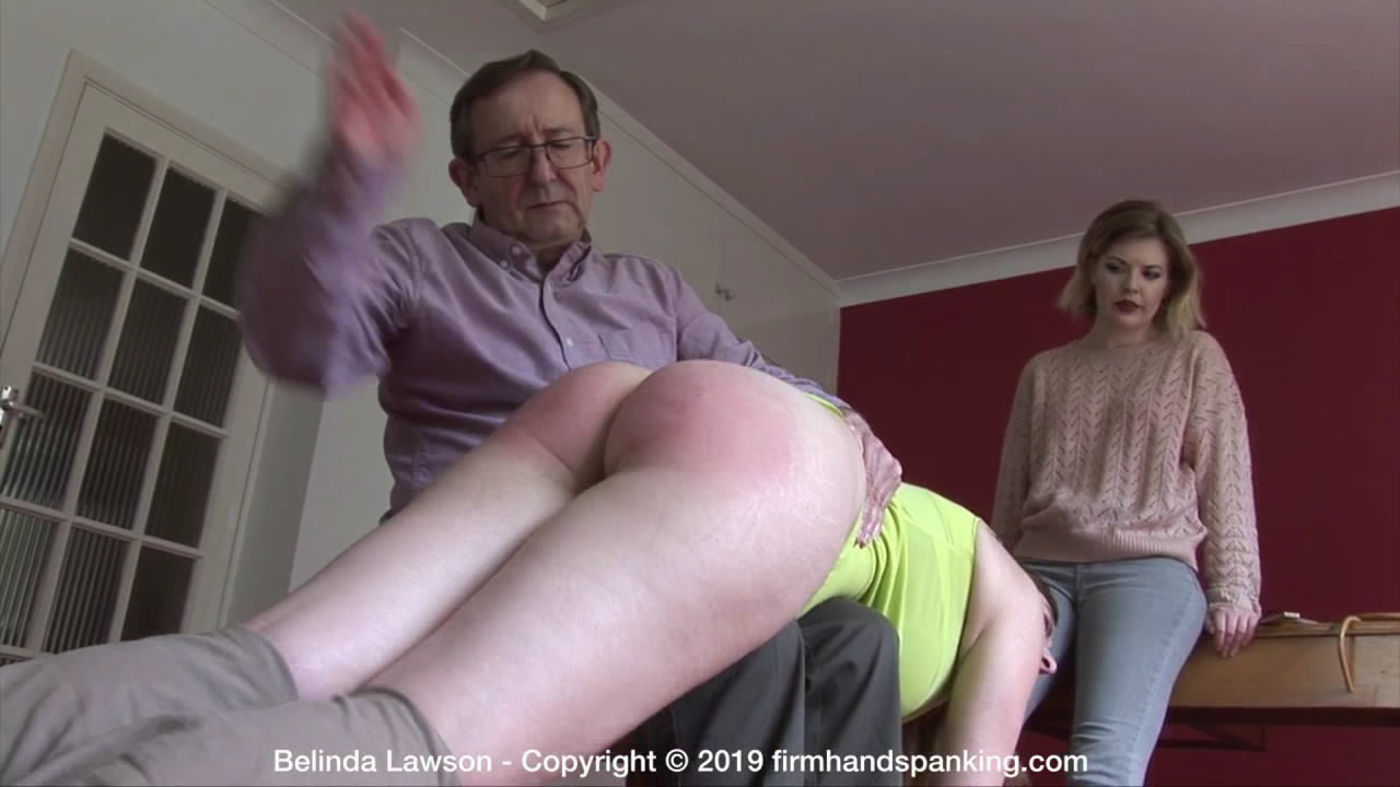 Firm Hand Spanking – MP4/HD – Belinda Lawson – The Institute – BA/Another week, another spanking! Belinda's back for a bare bottom whoopin' | Oct 25, 2019