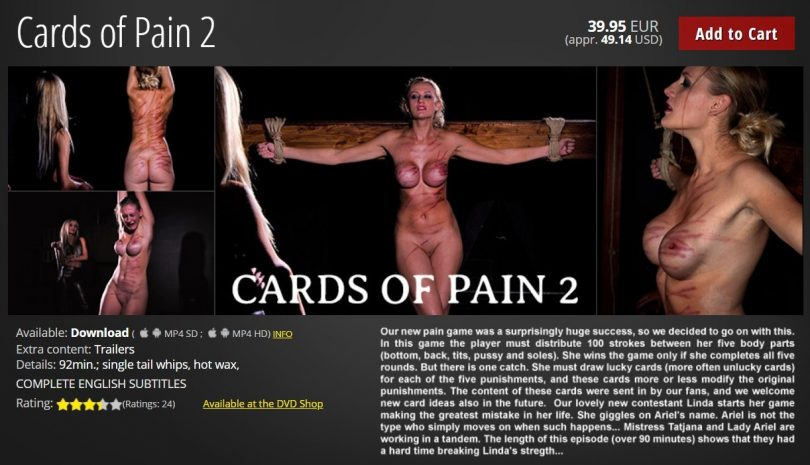 01 810x465 - Elite Pain – MP4/HD – Cards of Pain 2