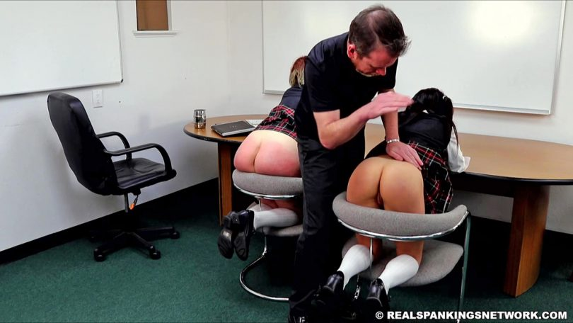 15807 003 810x456 - Real Spankings Institute – MP4/Full HD – Anastasia and Kiki Punished Tonight (Part 2 of 4) | October 30, 2019