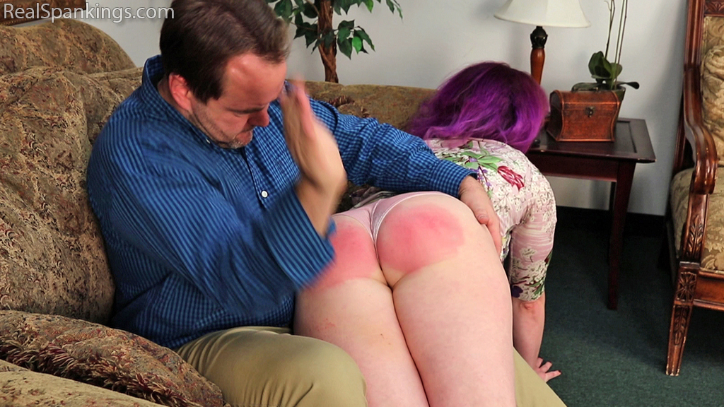 Real Spankings – MP4/Full HD – Betty is Punished for Lack of Respect (Part 1 of 2) | November 18, 2019