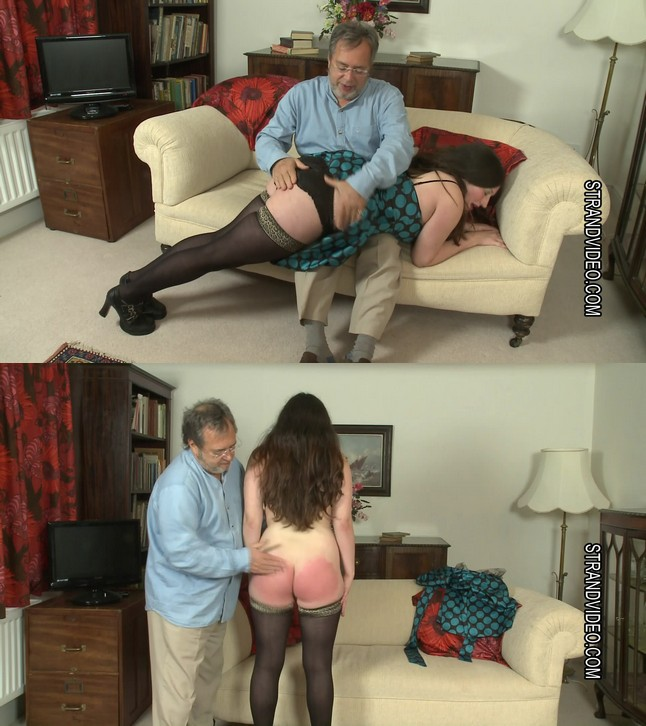 2019 11 17 112829 - Spanking Sarah – MP4/Full HD – Holly - Holly at her first audition