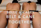 default 145x100 - Assume The Position Studios – MP4/HD – Casey Calvert, The Master, Belle - Belle and Casey Belt and Cane Together | NOV. 01, 19