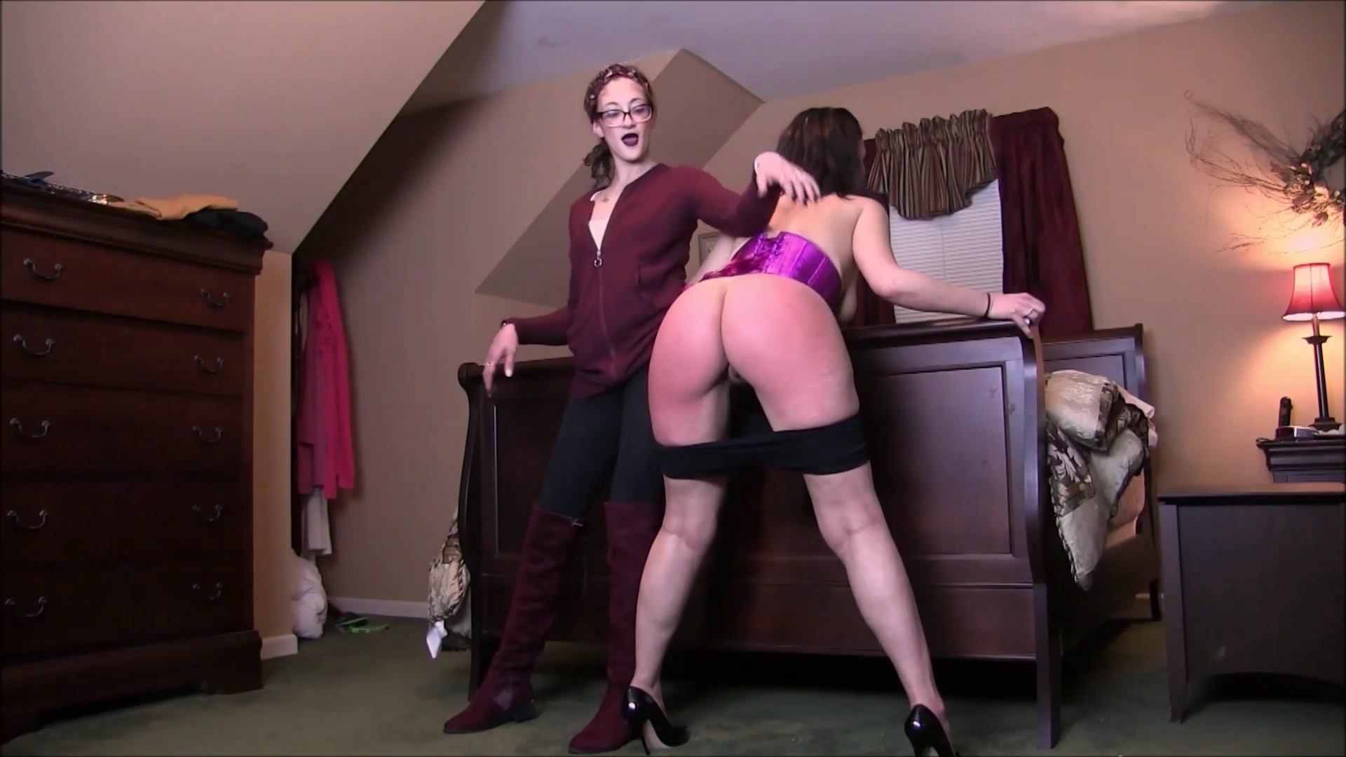 Punished Brats – MP4/Full HD –Audrey – Best of 2019 – Part 1