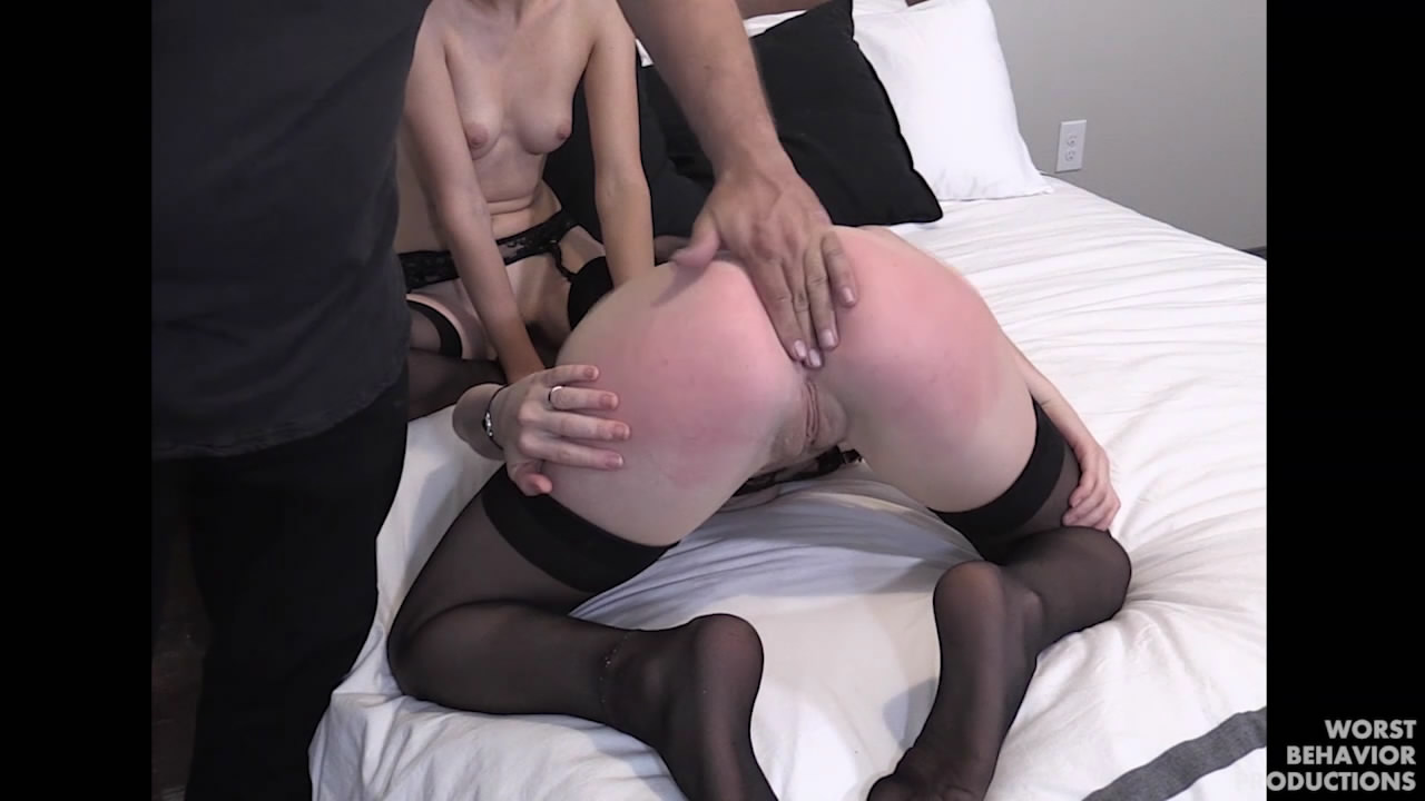 Worst Behavior Productions – MP4/HD – Sage Pillar, Zoe Vandolof, Mr. Smith – Joyride Part Two