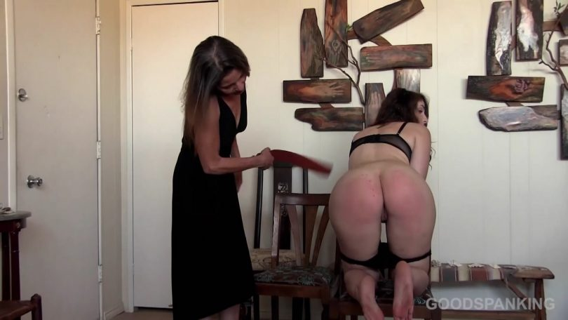 snapshot20191127171715 810x456 - Good Spanking – MP4/Full HD – CHELSEA PFEIFFER,LUCI LOVETT - NAUGHTY AND IN NEED OF A SPANKING - PART TWO | NOV. 22, 19