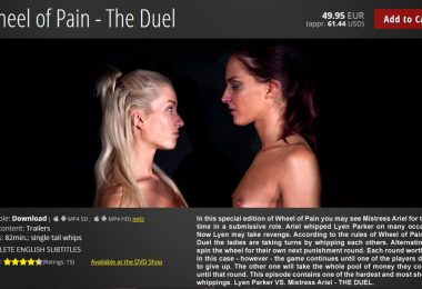 01 380x260 - Elite Pain – MP4/HD – Wheel of Pain - The Duel
