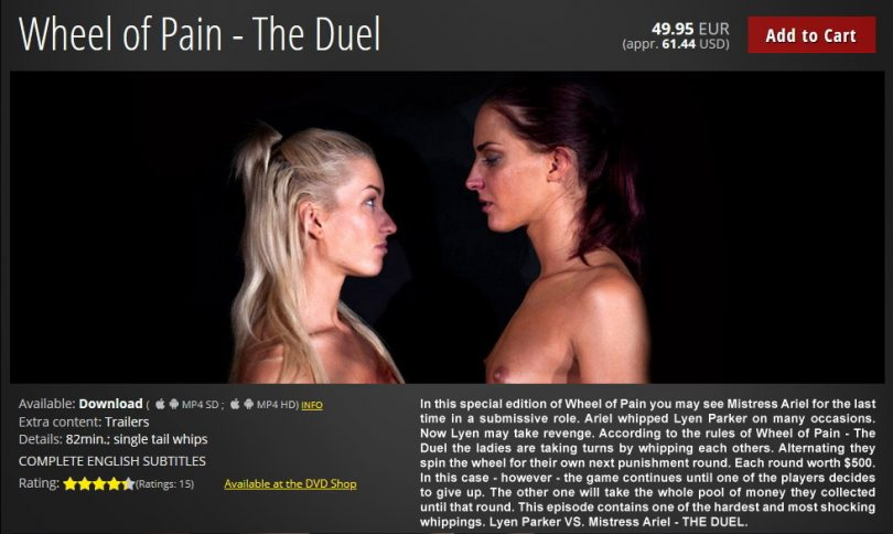 01 810x484 - Elite Pain – MP4/HD – Wheel of Pain - The Duel