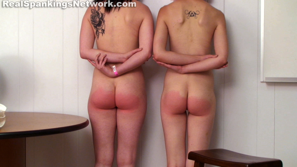 OTK Spankings – RM/HD – Roxie and Autumn Spanked by Danny (Part 2) | December 06, 2019