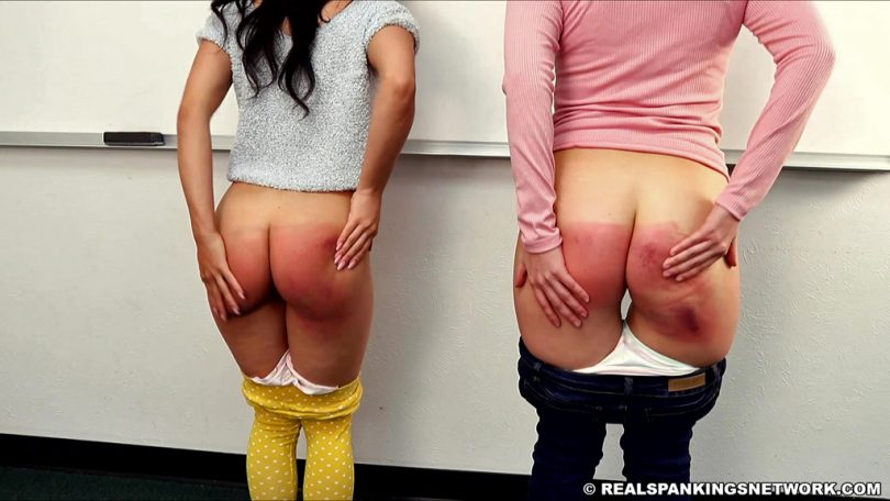 15908 019 810x456 - Real Spankings – MP4/Full HD – Paddled in the Classroom (Part 2 of 2) | December 16, 2019