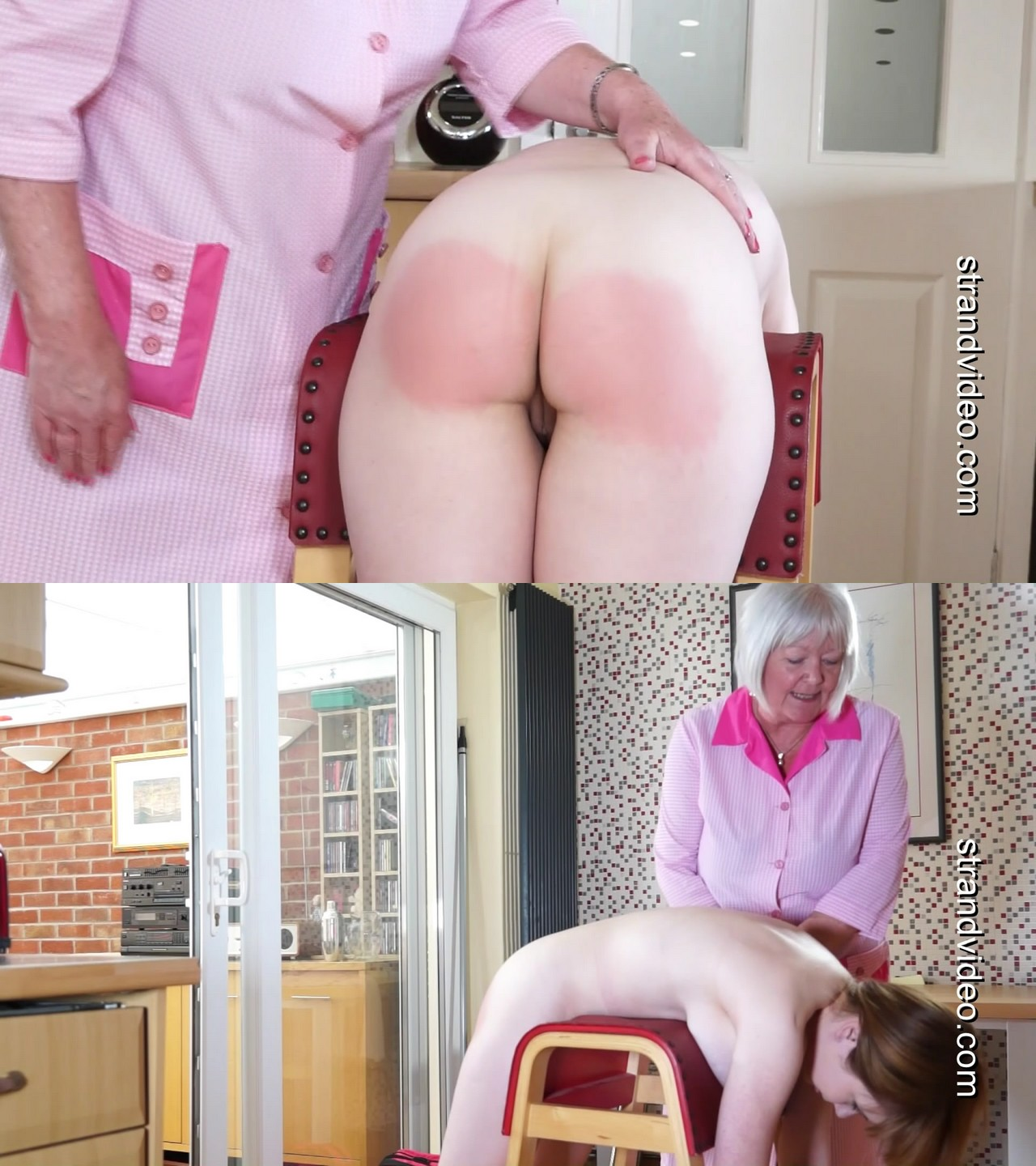 Spanking Sarah – MP4/Full HD – Cherry, Katie Didit -Cherry Reports To House Of Correction