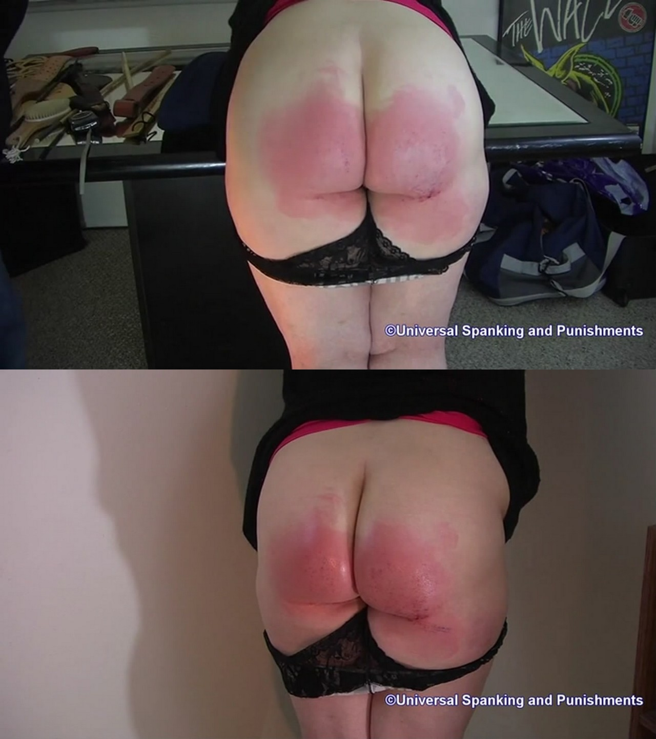 Universal Spanking and Punishments – MP4/HD –