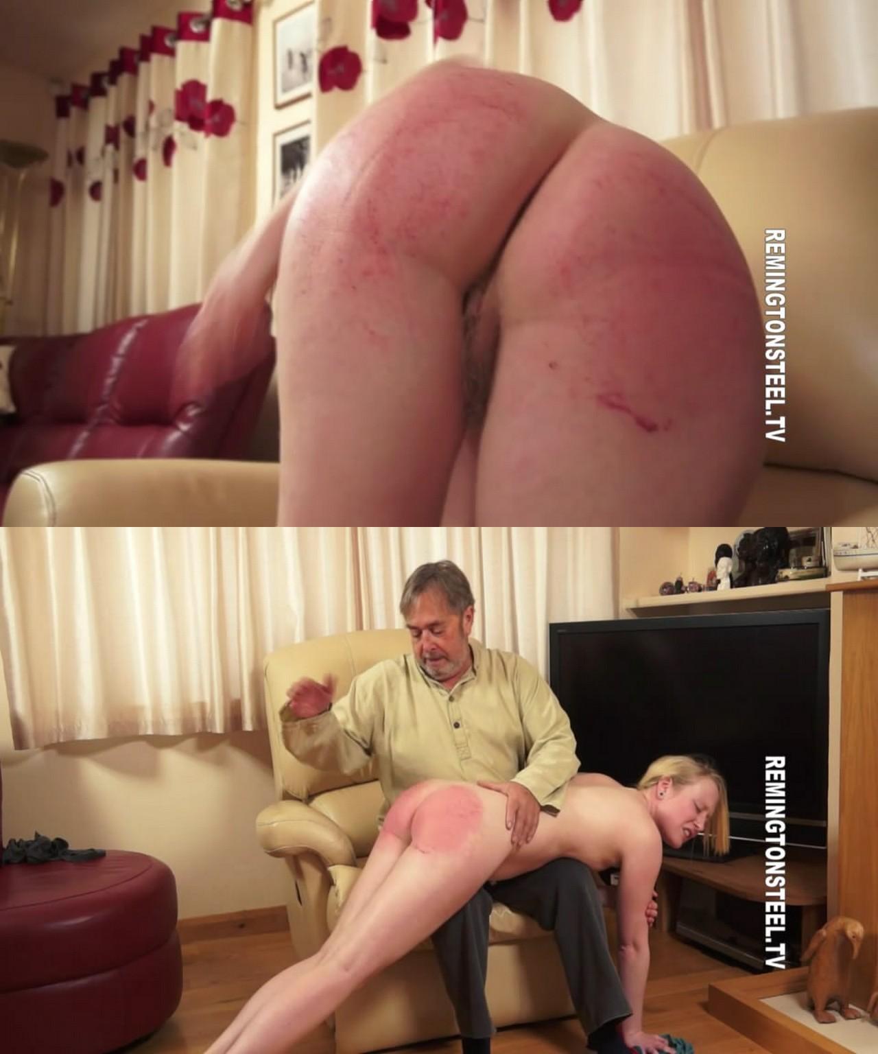 Otk Spanking Porn
