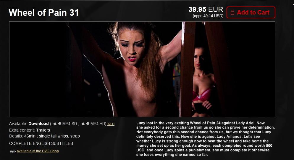 Elite Pain – MP4/HD –