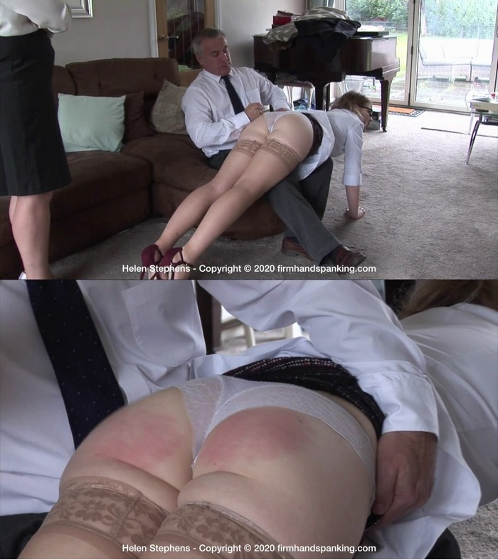 Firm Hand Spanking – MP4/HD – Helen Stephens – Spa Rules – A/Helen Stephens and Belinda Lawson in a spanking new series for 2020 | Jan 13, 2020