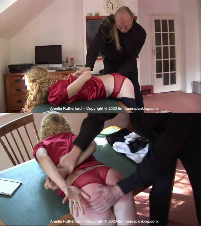 2020 01 14 120058 - Firm Hand Spanking – MP4/HD – Amelia Rutherford - The Facility - A/Amelia Rutherford is back with an all-new series of spanking adventures | Jan 10, 2020
