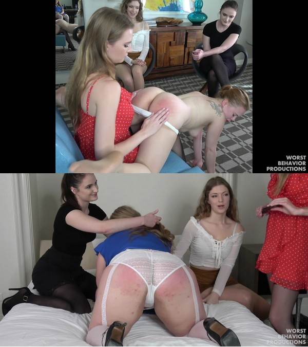 Worst Behavior Productions – MP4/HD – Stevie Rose, Christy Cutie, Ashley Lane, Apricot Pitts, Luci Lovett – Mean Girls 3 – The Humiliation of Christy