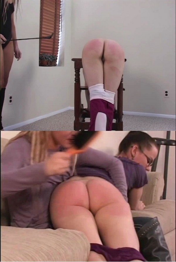 Punished Brats – MP4/Full HD – Dark Angel Part 1 of 2