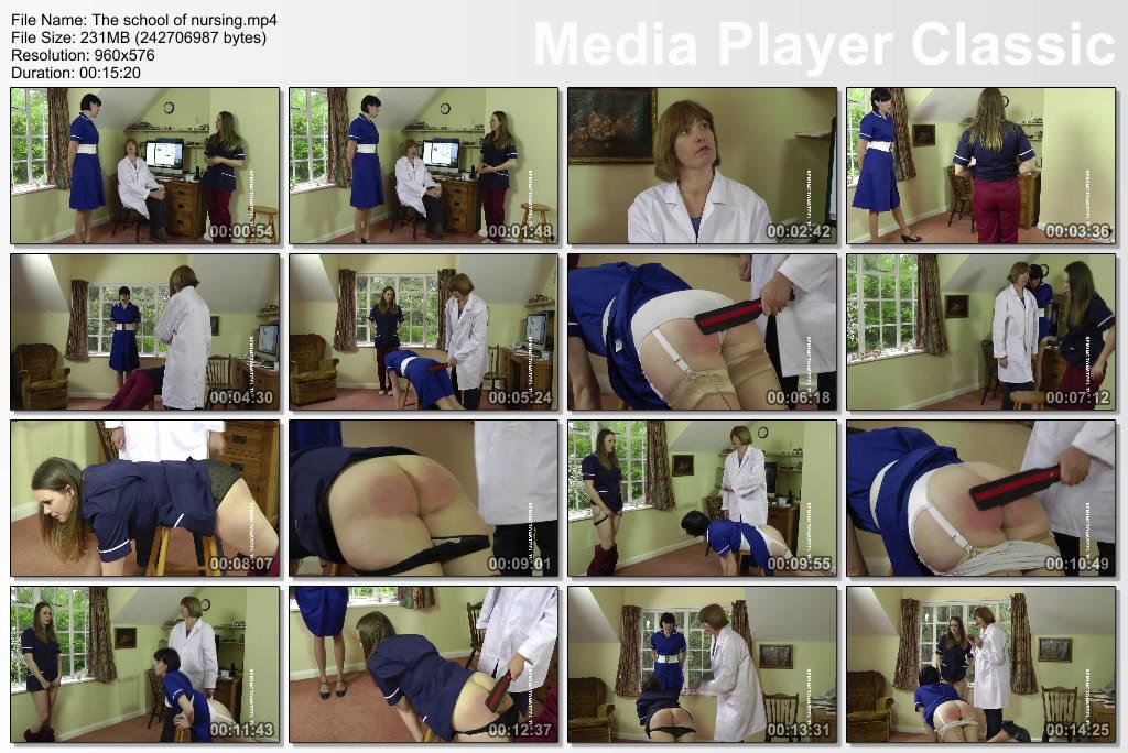 thumbs20200112195514 - Spanking Sarah – MP4/SD - The school of nursing 1