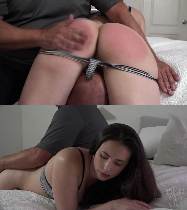 Firm Hand Spanking – MP4/HD – Casey Calvert, The Master – Somebody likes their Spankings – Spanked, Fingered, Forced Orgasm