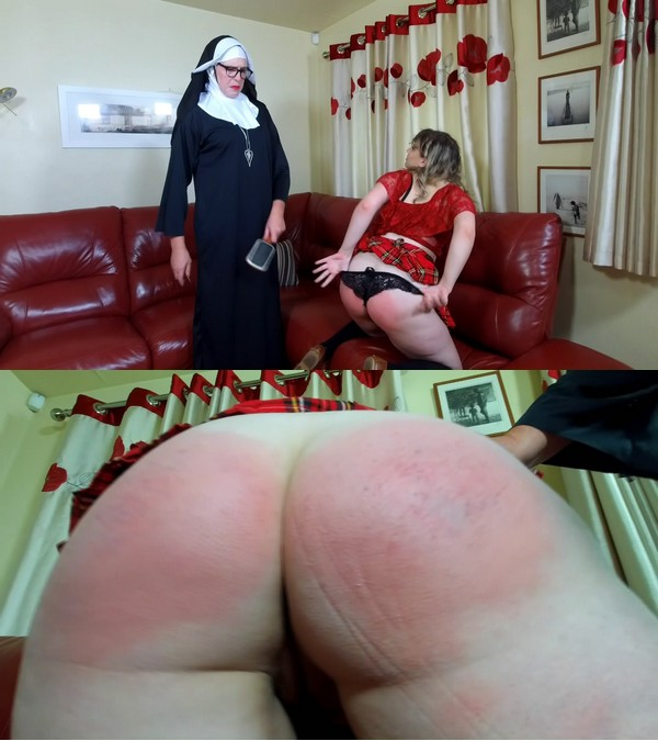 Spanking Sarah – MP4/Full HD – Lola Reay, Sarah Stern – Chastised From the Breaking The Habit series