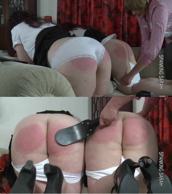 Spanking Sarah – MP4/Full HD – Maids in Love