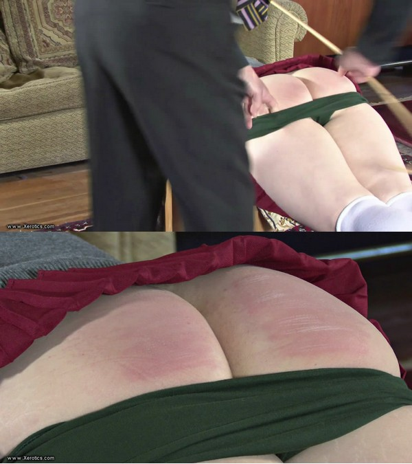 The Xerotics – MP4/HD – Mr. Baxter,Helena – Severe Caning