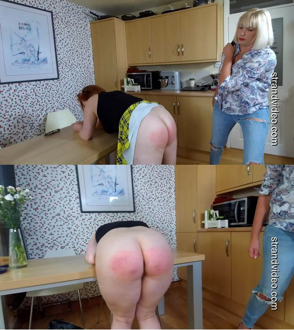 Spanking Sarah – MP4/Full HD – Isabel's Punishment