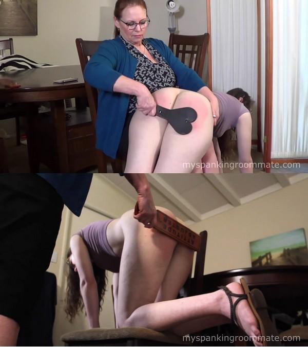 My Spanking Roommate – MP4/Full HD – Miss Elizabeth, Luci Lovett – Episode 338: Luci Spanked For Rent Problems