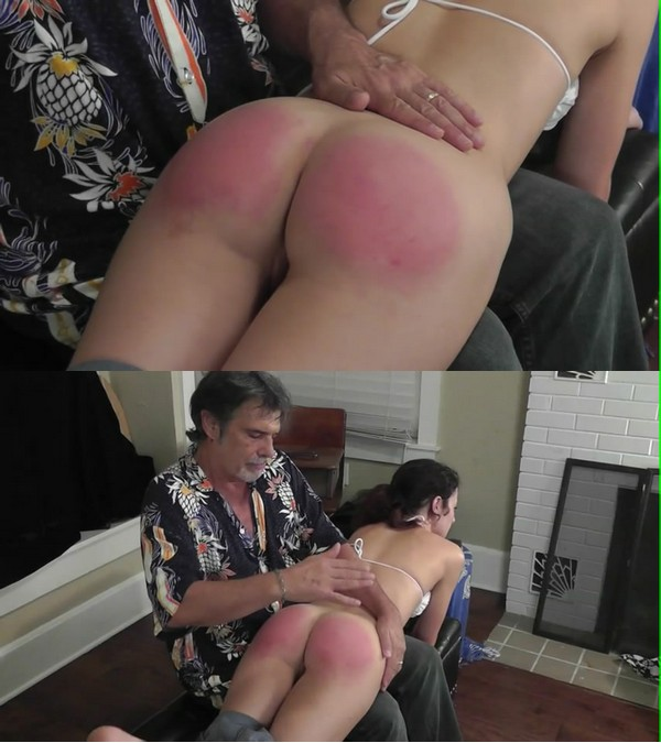 Dallas Spanks Hard – MP4/SD – Hailey 5 – Gotta Hand It To Her