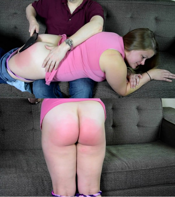 Universal Spanking and Punishments – MP4/Full HD – Ashley Belle – Spanking His Pride and Joy