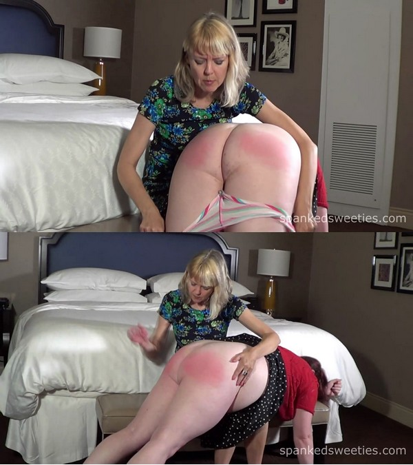 Spanked Sweeties – MP4/Full HD – Clare Fonda – Name: Elizabeth James