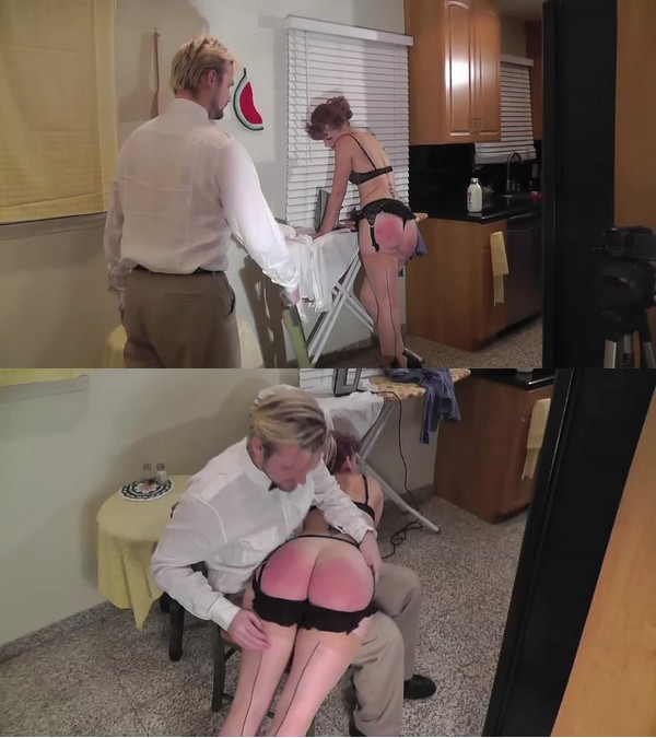 Dallas Spanks Hard – MP4/SD – Nikki Rouge – I Spank Lucy 3 – Cow Tipping