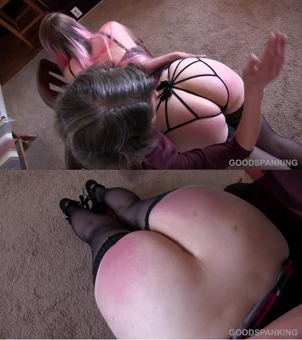 Good Spanking – MP4/Full HD – Pfeiffer, Harley Havik – Somebody Looks Ready For A Spanking – Part One