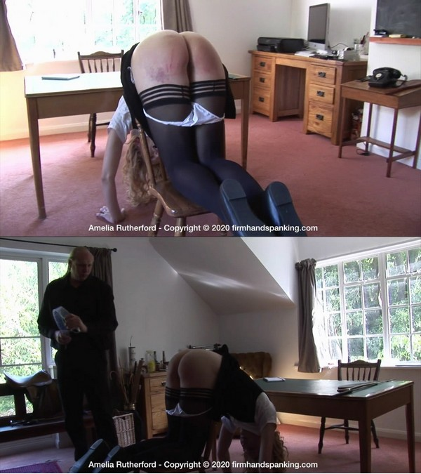 Firm Hand Spanking – MP4/HD – Amelia Rutherford – The Facility – K/Will Amelia Rutherford submit to the will of her new 'companion'?
