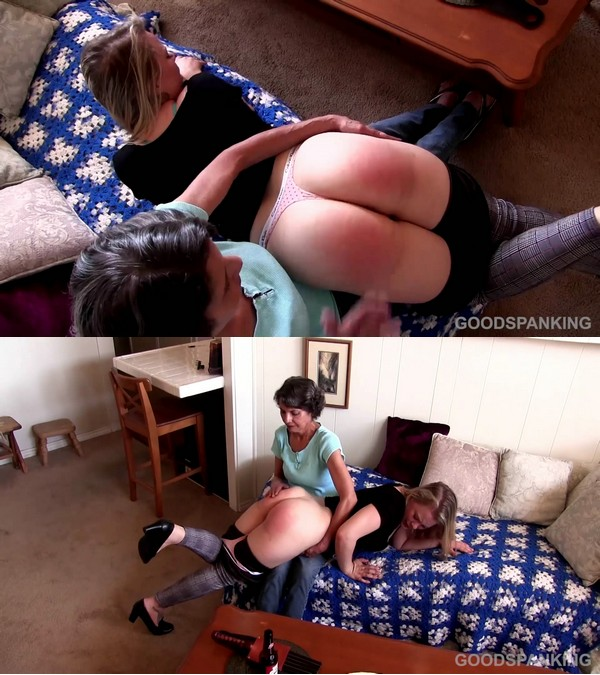 Good Spanking – MP4/Full HD – Stevie Rose, Chelsea Pfeiffer – She's Got A Lot Of Nerve – Part One | MAR. 20, 20