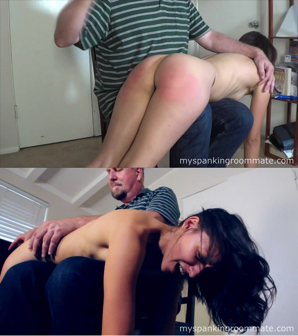 My Spanking Roommate – MP4/Full HD – Andy Moon – Andy Moon Spanked In Office