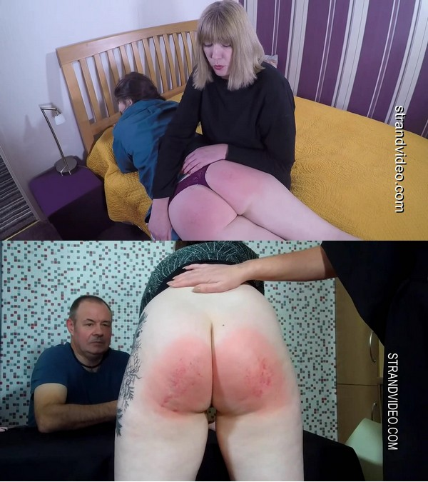 English Spankers – MP4/Full HD – Alexa Jones Spanked