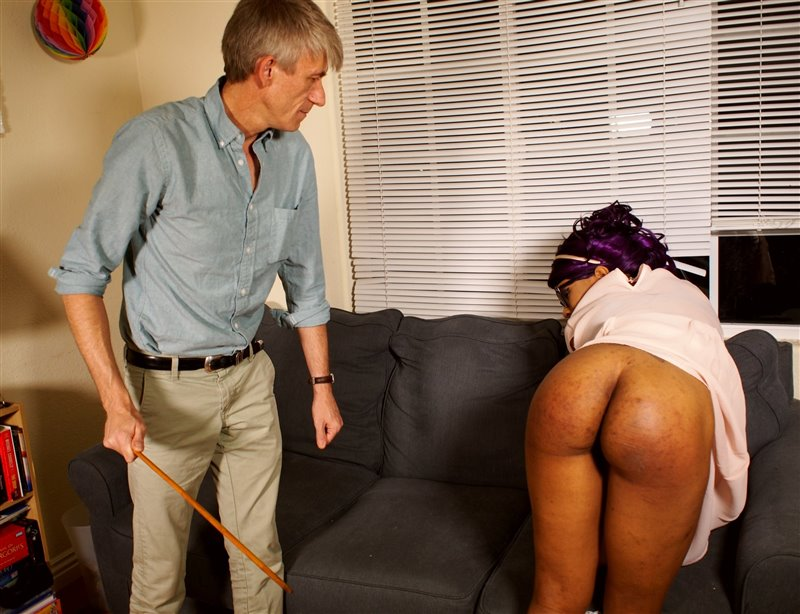 Northern Spanking – MP4/Full HD – Cupcake SinClair, Paul Kennedy – Curfew Caning For Cupcake