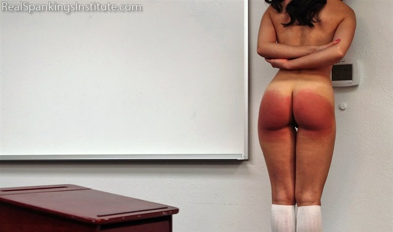 OTK Spankings – RM/HD – Kiki Cali – Otk Straddle For A Naughty School Girl