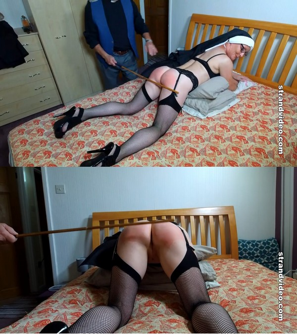 Spanking Sarah – MP4/Full HD – Suzanne Smart, Mr. Stern – Just Because It's Fun