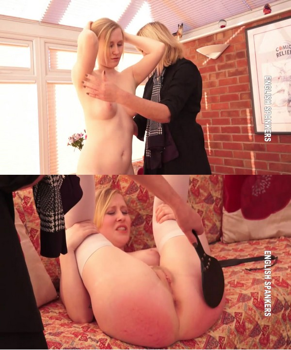 English Spankers – MP4/SD – Amelia Jane Rutherford, Mr Stern – The Sexy cleaning company Episode 25