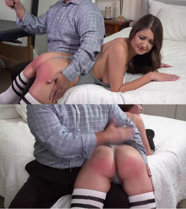 Assume The Position Studios – MP4/HD – The Master, Chrissy Marie – Chrissy Marie In Big Trouble – Will She Ever Learn?