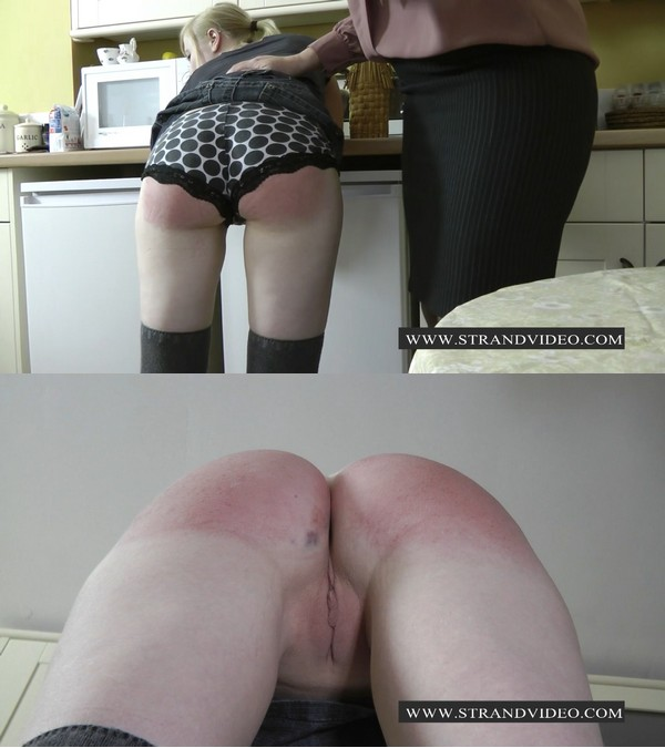 English Spankers – MP4/Full HD – Satine Spark, Sally, Sarah Stern – Satine Spark Strapped For Money