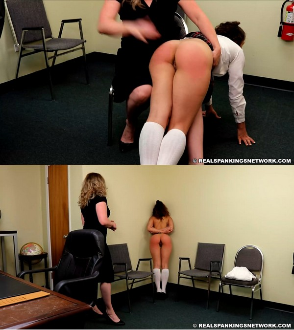 OTK Spankings – RM/Full HD – Dakota Marr – Dakota: Punished Otk From The Dean & Skip Betty (part 2)