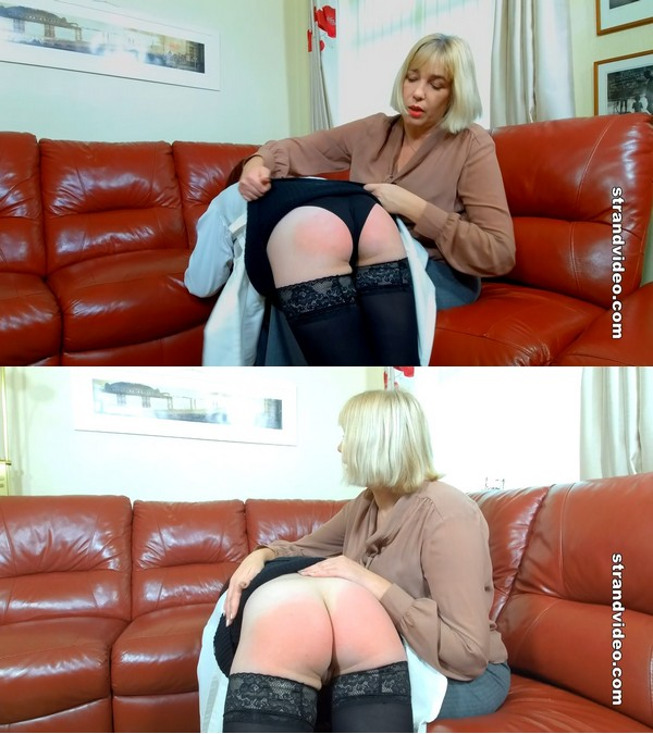 English Spankers – MP4/Full HD – Louise Carleton, Mr. Stern, Sarah Stern – Even the Trainee Medical Doctor